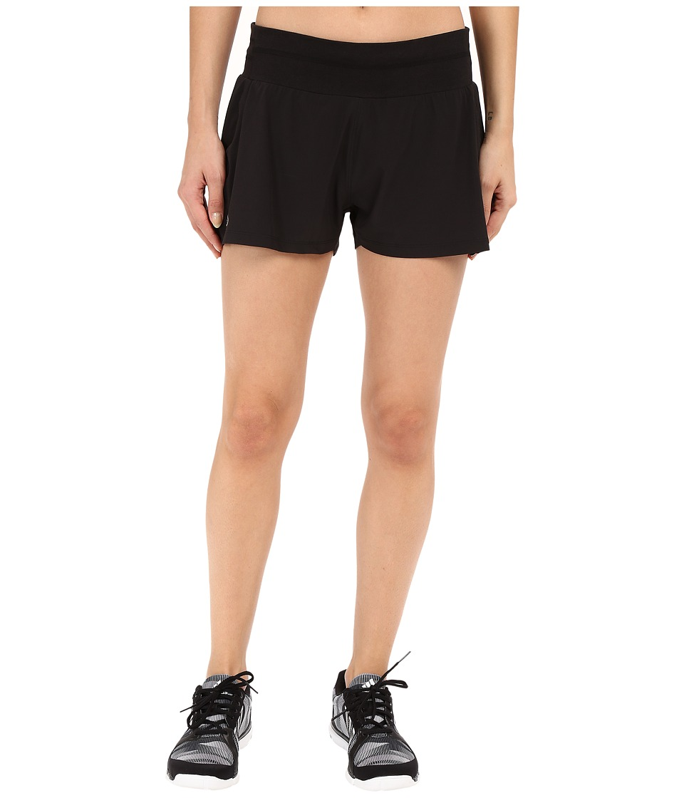 tasc Performance - Verve Shorts (Black) Women's Shorts