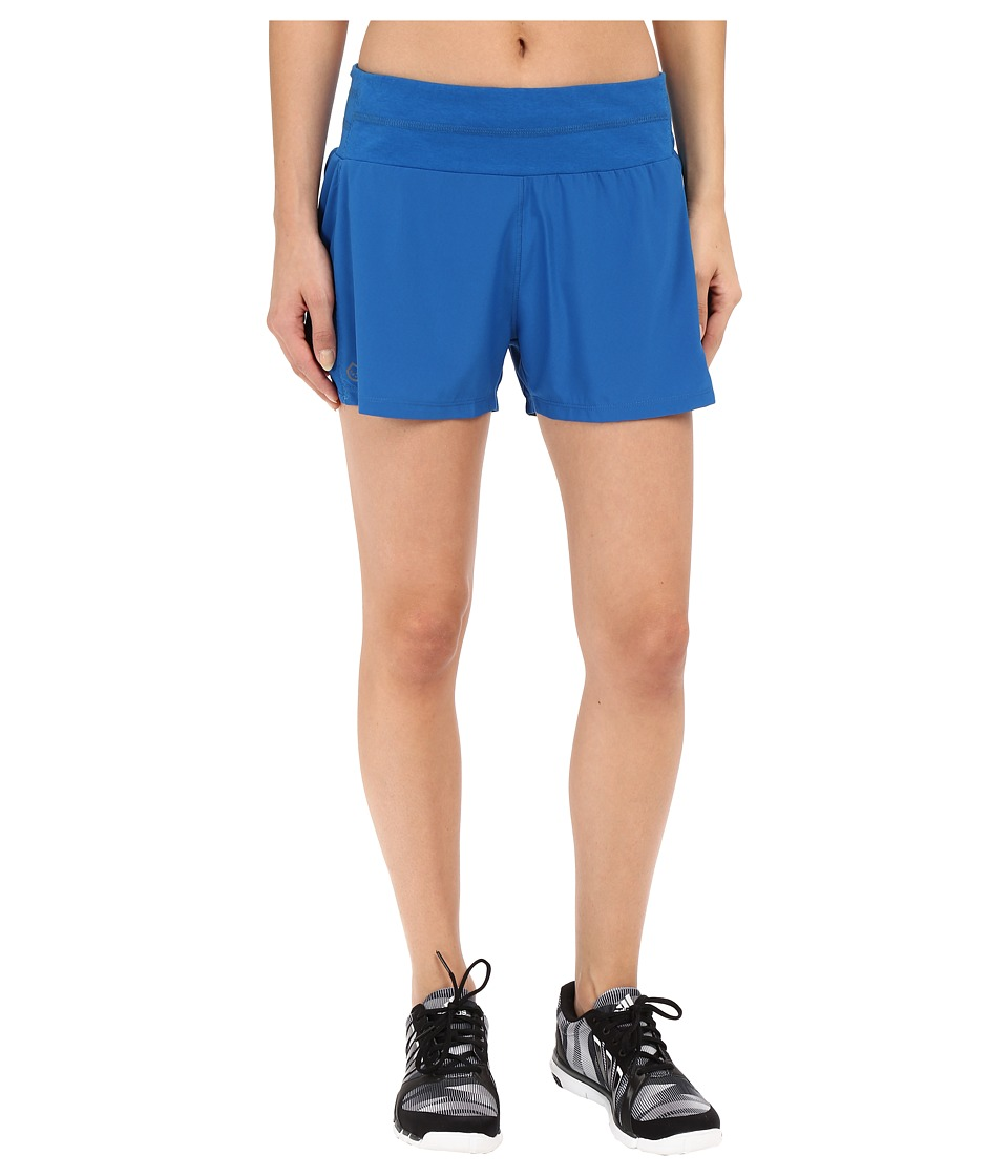 tasc Performance - Verve Shorts (Deep Blue Sea) Women's Shorts