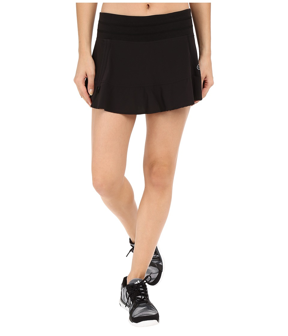 tasc Performance - Rhythym Skirt (Black) Women's Skort