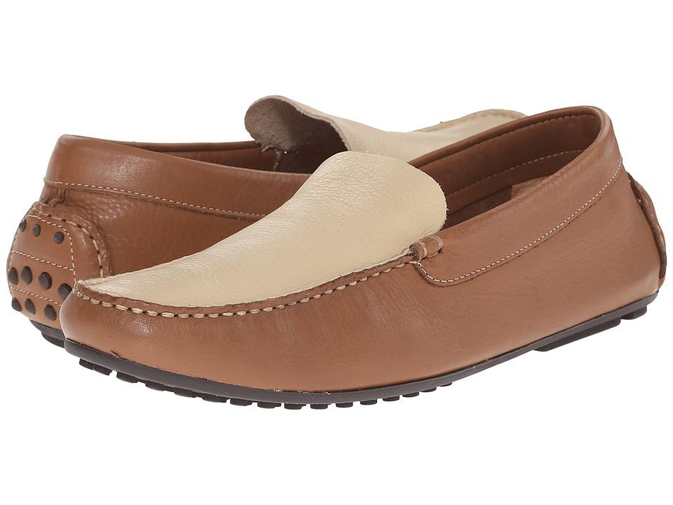 Crosby Square - Lennor (Tan/Avana) Men's Slip on Shoes
