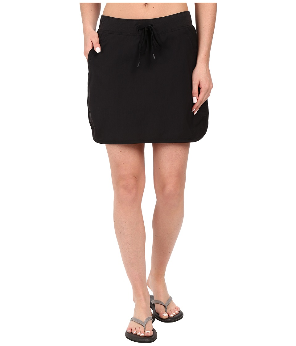 tasc Performance - Hit the Trail Skirt (Black Graphite) Women's Skort