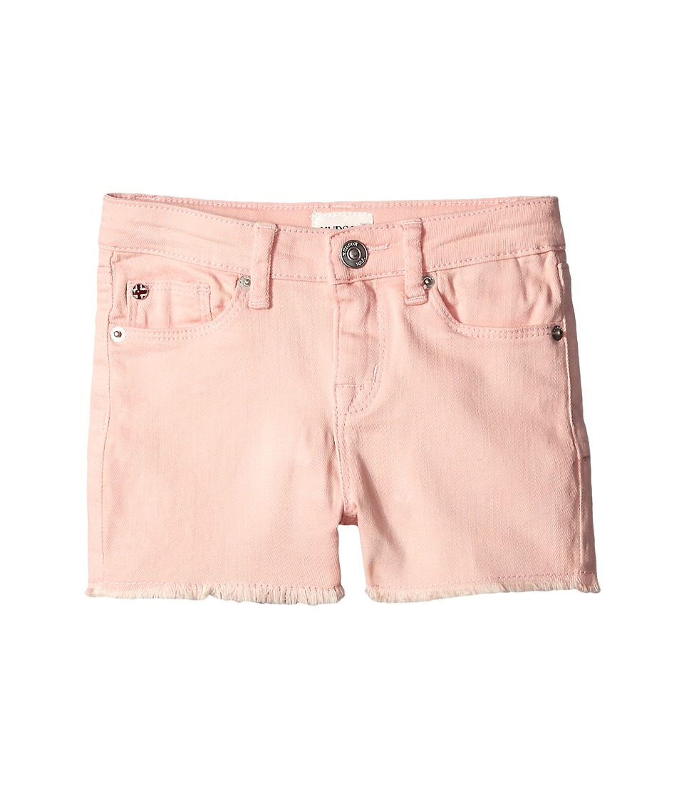 Hudson Kids - Superpower Shorts in Salmon (Toddler/Little Kids) (Salmon) Girl's Shorts