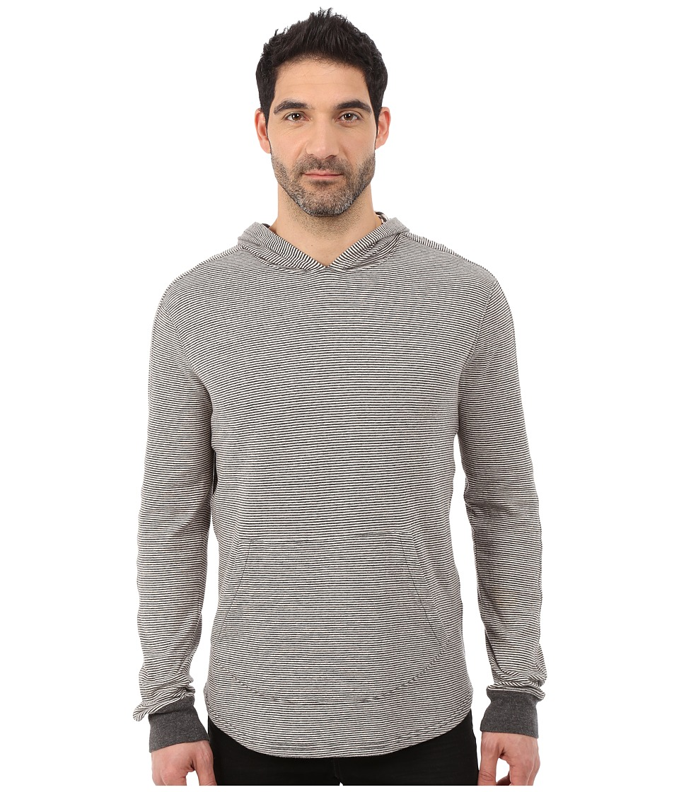 Lucky Brand - Duo Fold Reversible Hoodie (Multi) Men's Sweatshirt