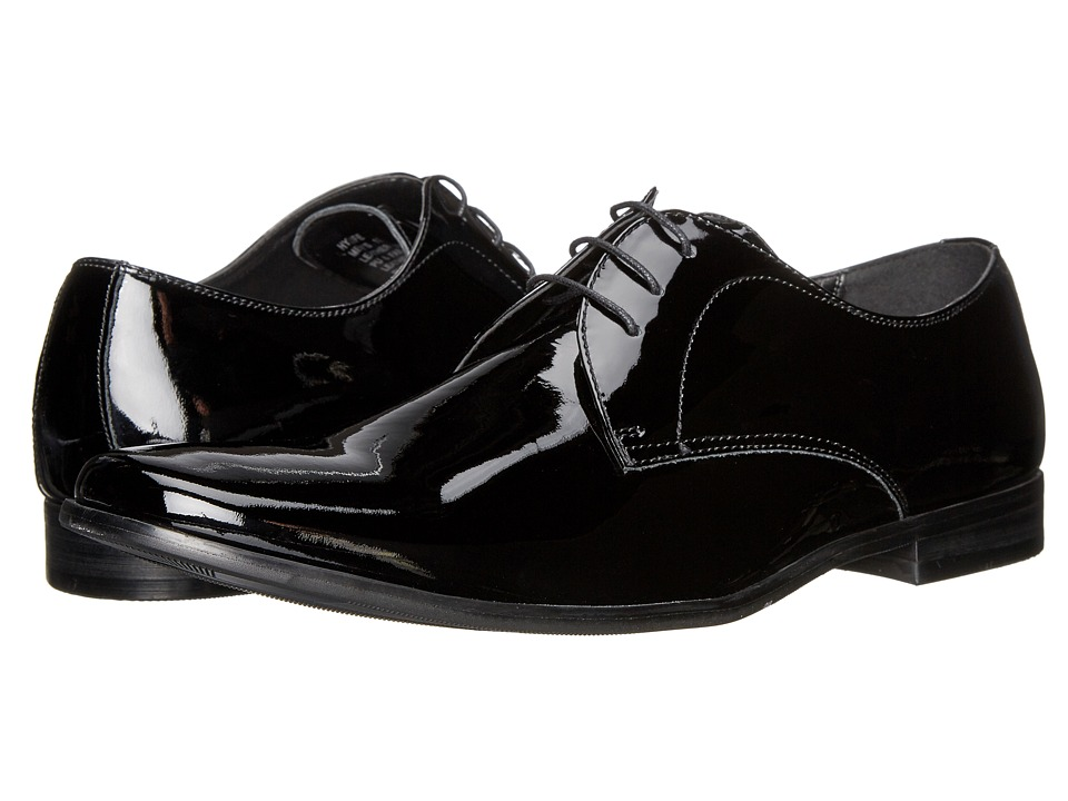 Steve Madden Hylife (Black Patent) Men