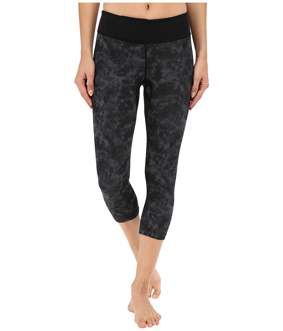 XCEL Wetsuits - Wailea 8oz UV Sport Capris (Ash/Black) Women's Capri