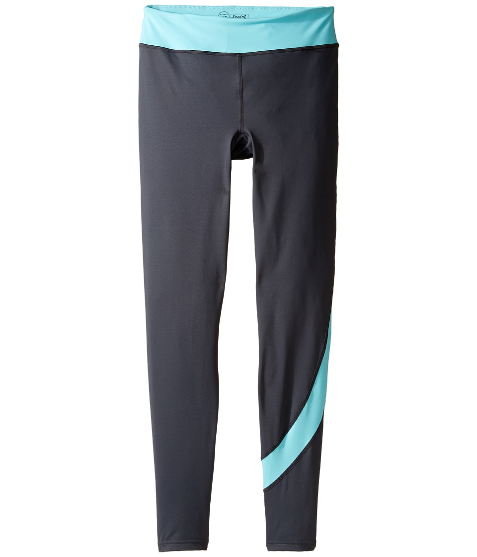XCEL Wetsuits - Kaena 8oz UV Sport Pants (Gunmetal/Honey Dew) Women's Casual Pants