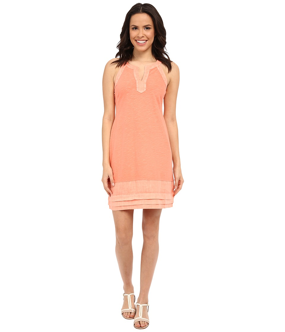 Tommy Bahama - Arden Sleeveless Dress (Melon Sorbet) Women's Dress