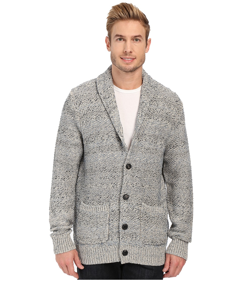 Lucky Brand - Shawl Cardigan (Multi) Men's Sweater
