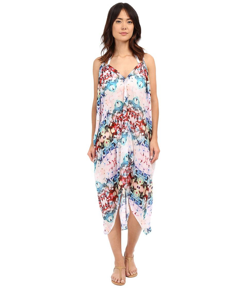 6 Shore Road by Pooja - Carnival Cover-Up (Cuban Floral) Women's Swimwear