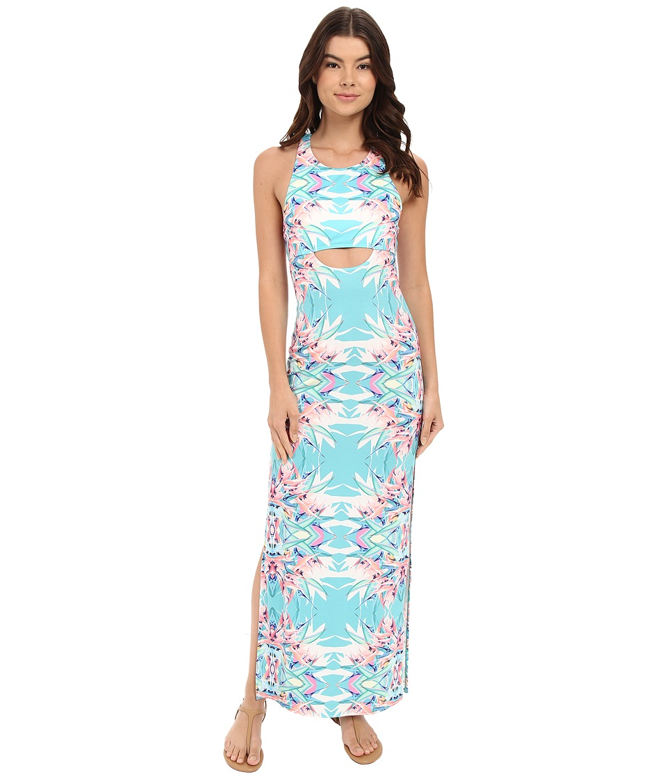 6 Shore Road by Pooja 24 hr Maxi Dress Cover-Up (Coco Floral) Women