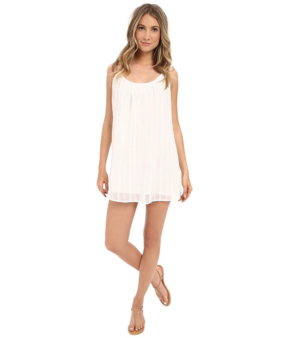 Lucy Love - Take Me To Dinner Dress (White) Women's Dress