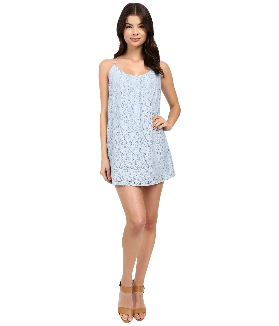 Lucy Love - Take Me To Dinner Dress (Mineral Blue) Women's Dress