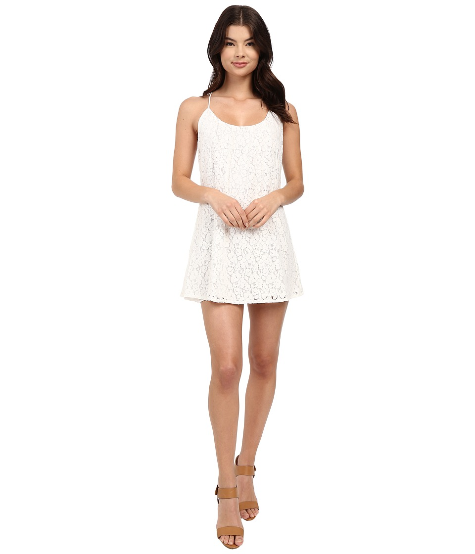 Lucy Love - Take Me To Dinner Dress (White) Women