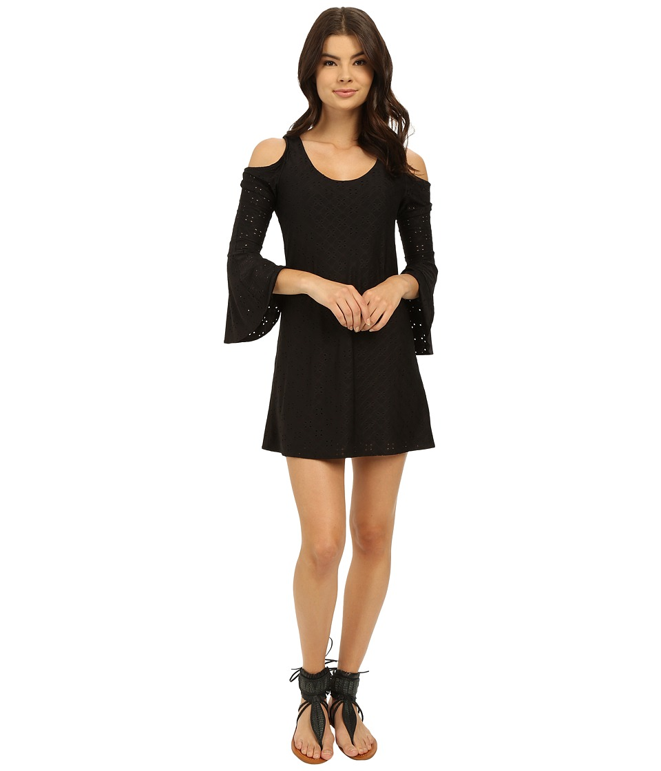 Lucy Love - Carlyle Dress (Black) Women's Dress