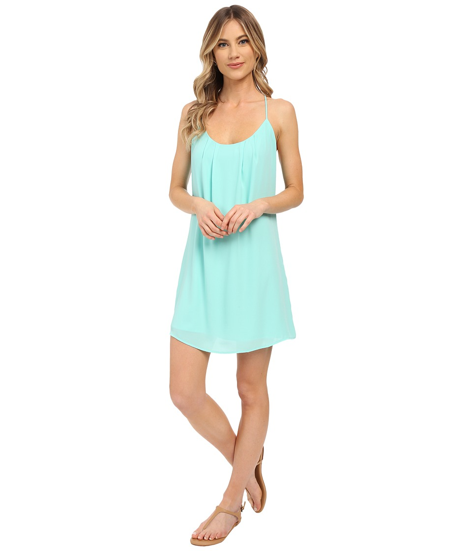 Lucy Love - Take Me To Dinner Dress (Mojito) Women's Dress