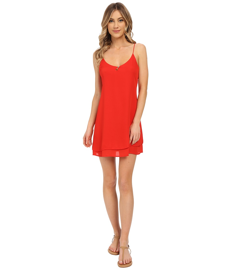 Lucy Love - Gabby Dress (Lovers Red) Women's Dress