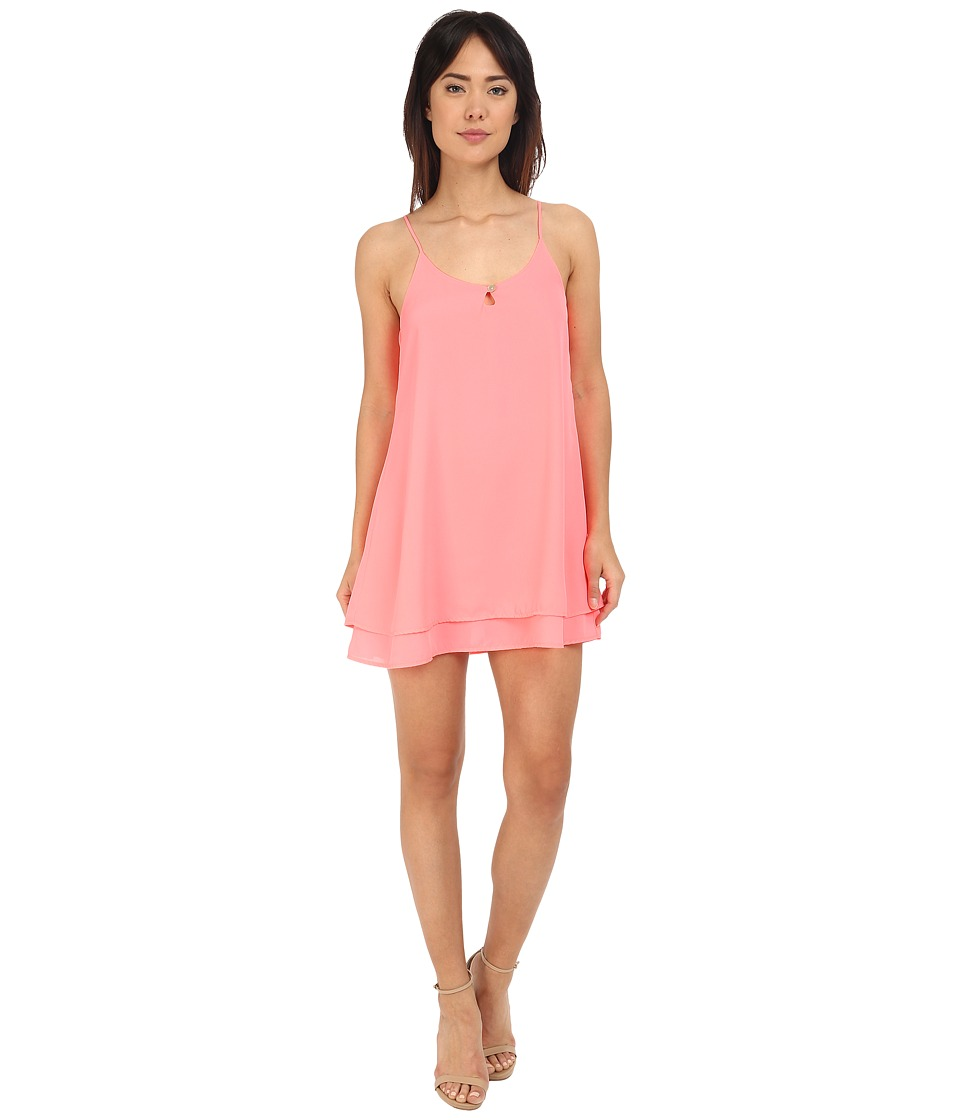 Lucy Love - Gabby Dress (Pink Gel) Women's Dress