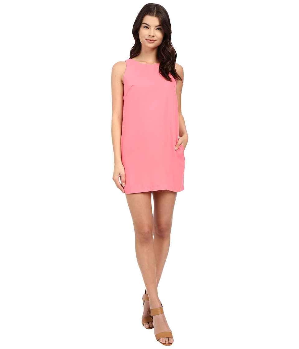 Lucy Love - Sweet Lady Jane Dress (Watermelon) Women's Dress