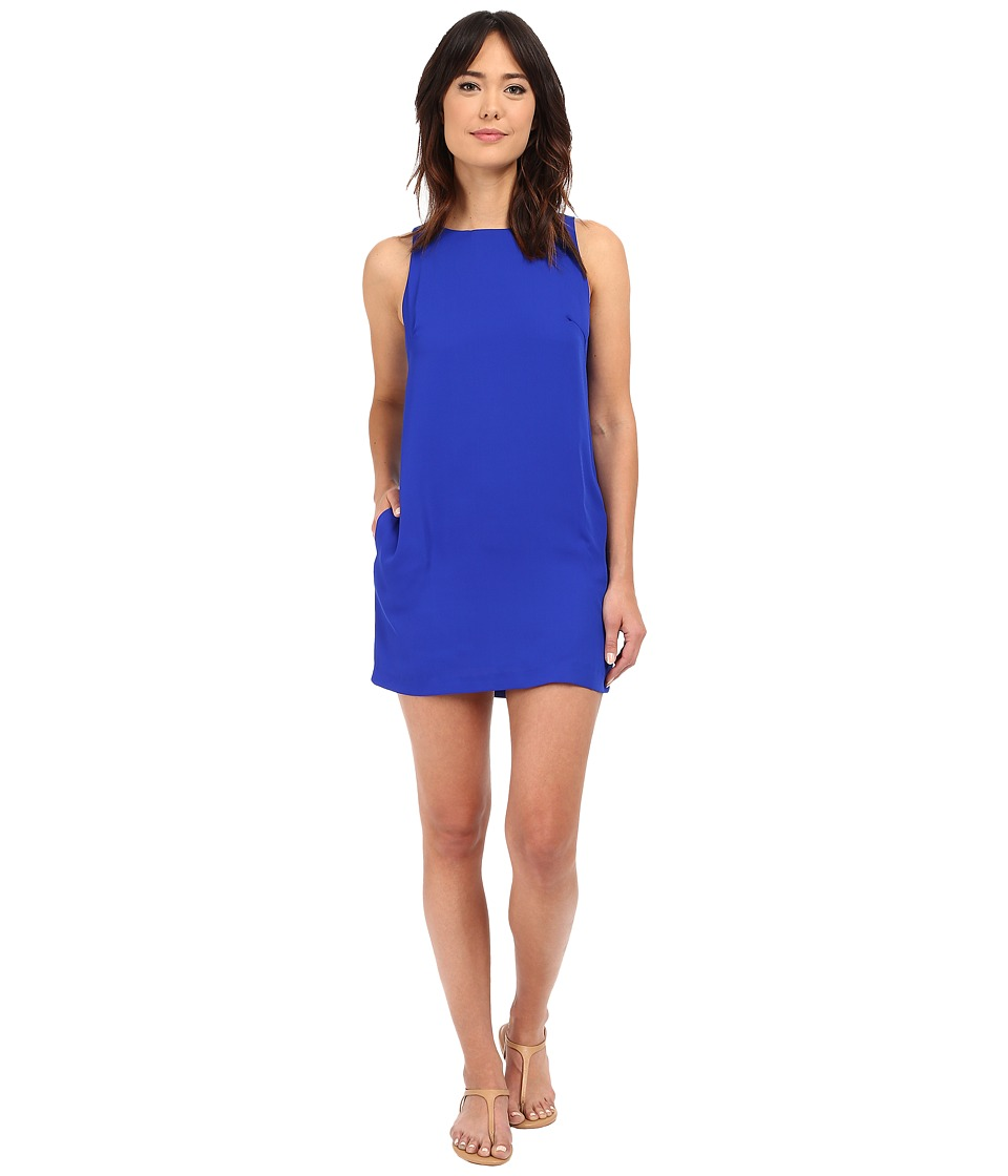 Lucy Love - Sweet Lady Jane Dress (Blue Moon) Women's Dress