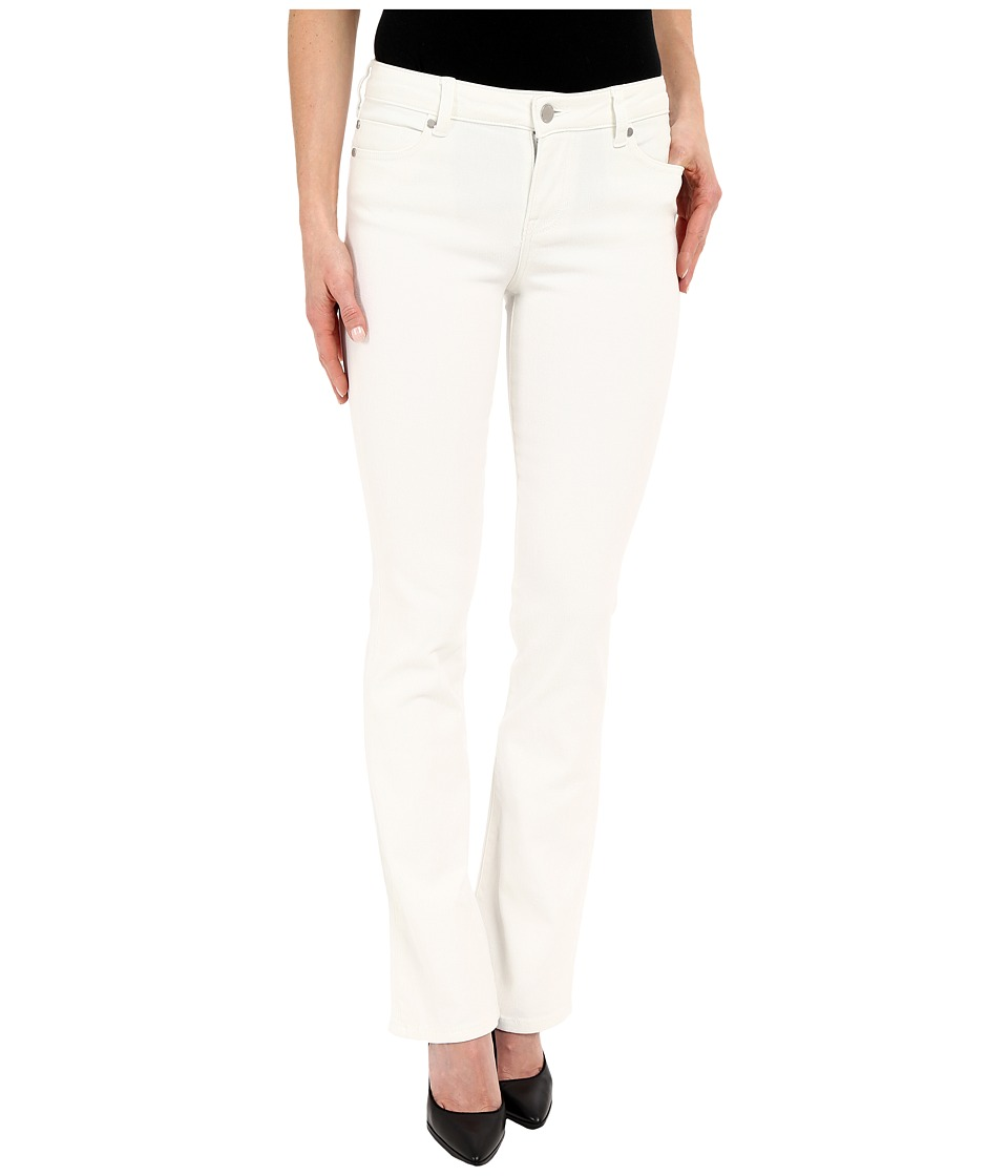 Liverpool - Lucy Lightweight Bootcut Jeans in Bright White (Bright White) Women's Jeans