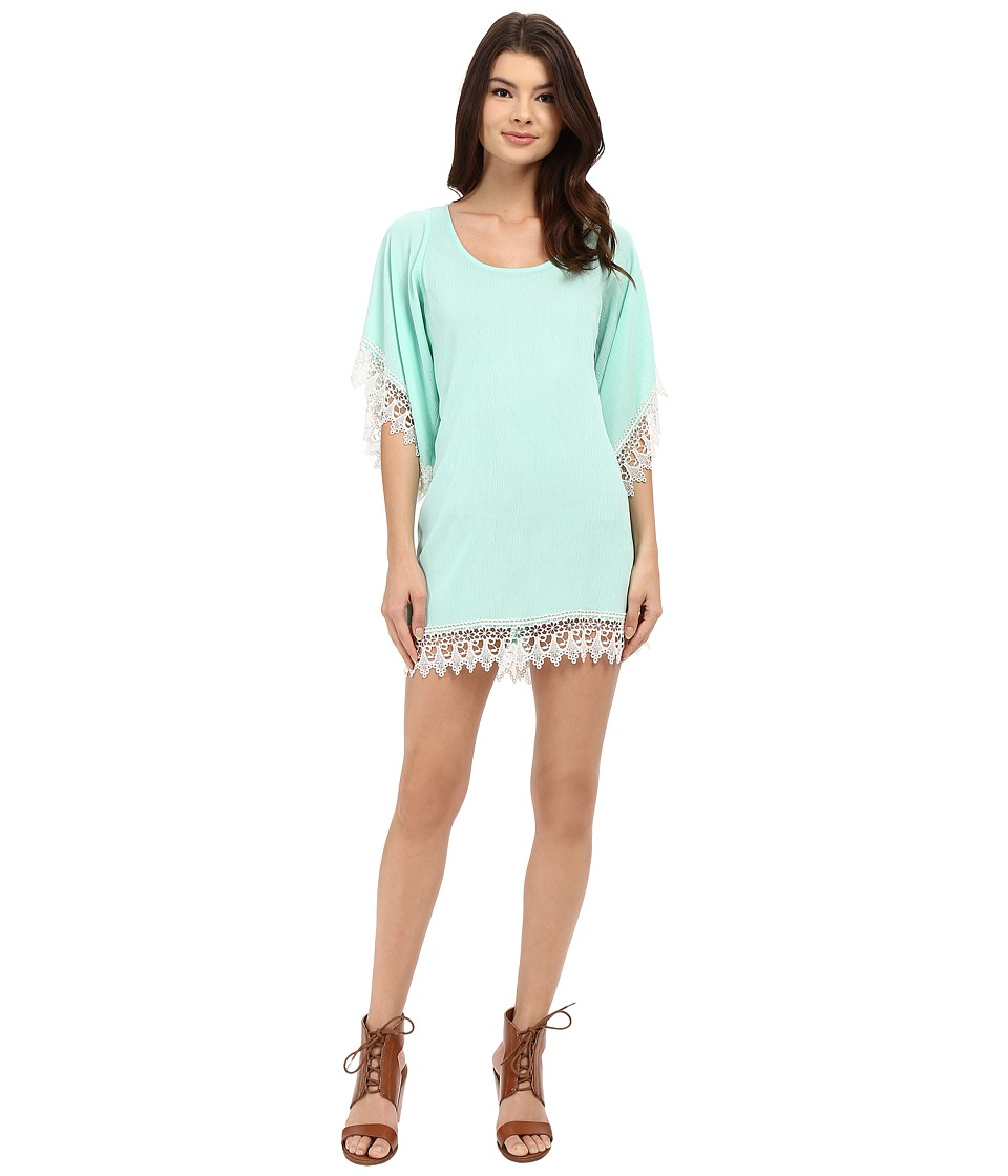 Lucy Love - In Heaven Tunic (Mojito) Women's Dress