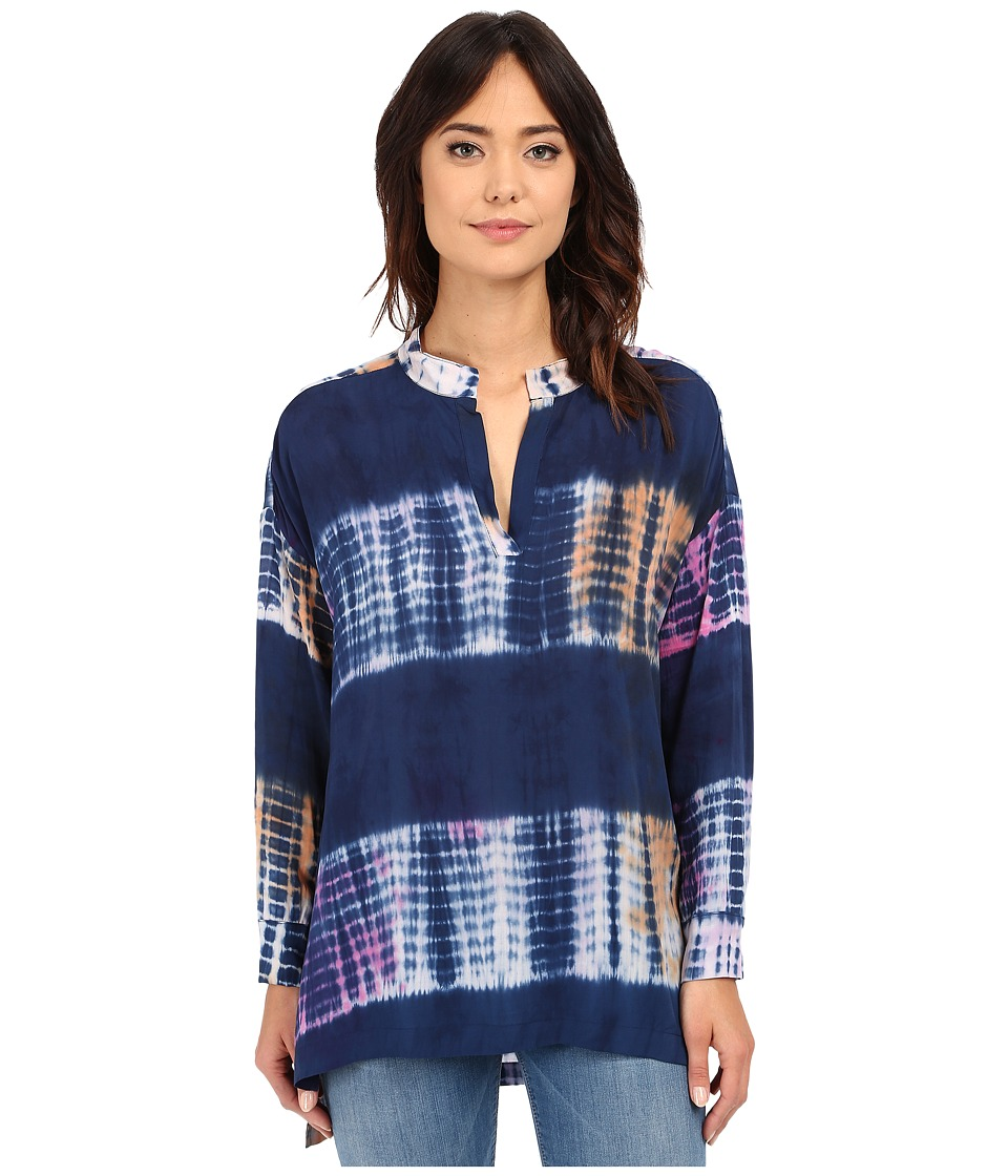 Lucy Love - Shanti Tunic (Island Addict) Women's Blouse