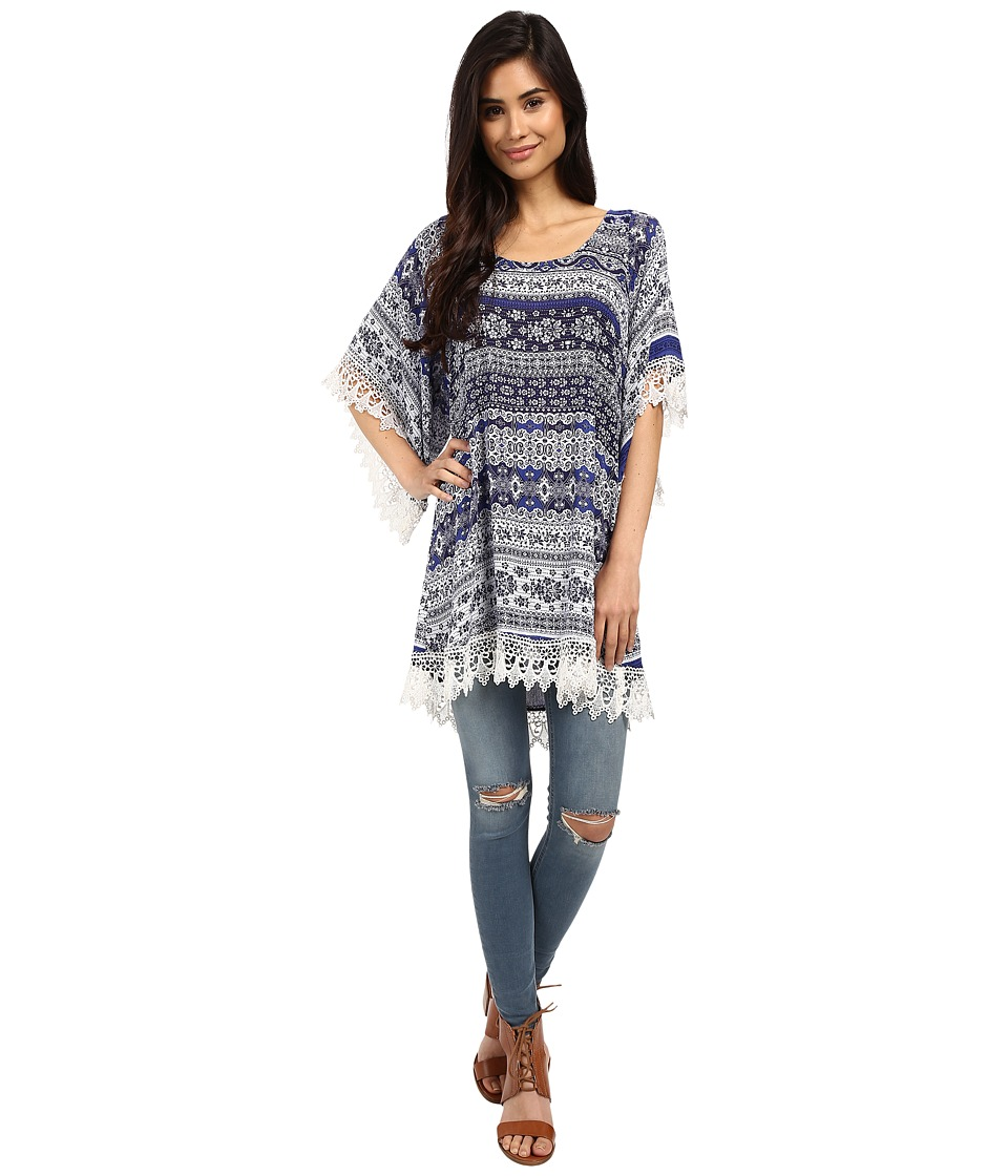 Lucy Love - In Heaven Tunic (Spa Weekend) Women's Blouse