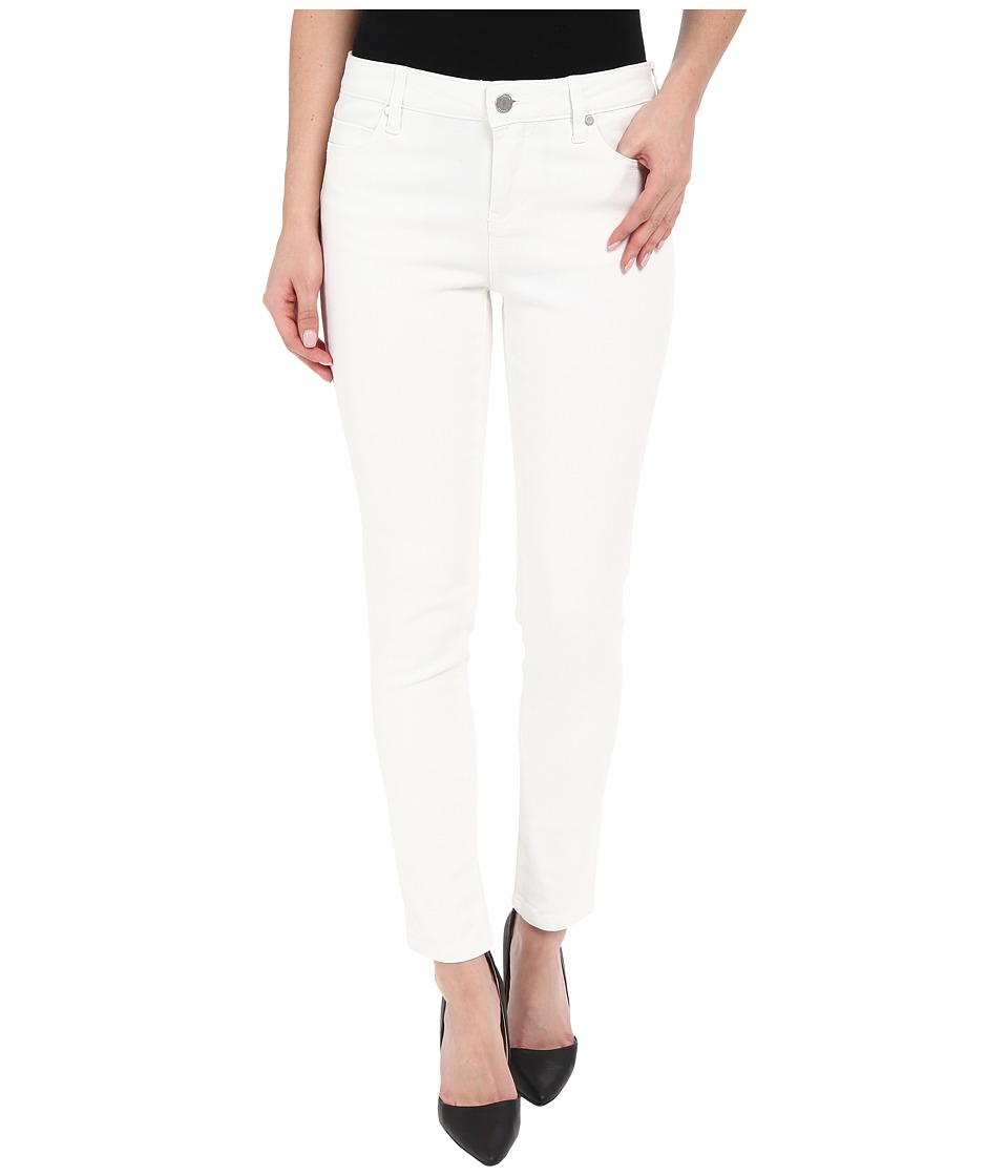 Liverpool - Penny Lightweight Ankle Jeans in Bright White (Bright White) Women's Jeans