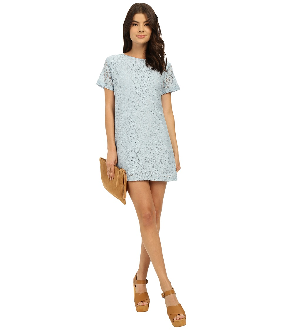 Lucy Love - Charlotte Shift (Mineral Blue) Women's Dress