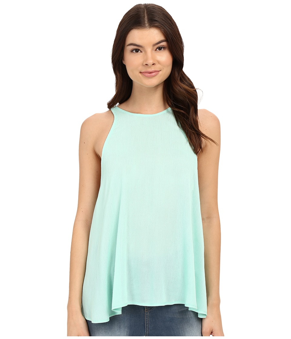 Lucy Love Charlie Tank Top (Mojito) Women