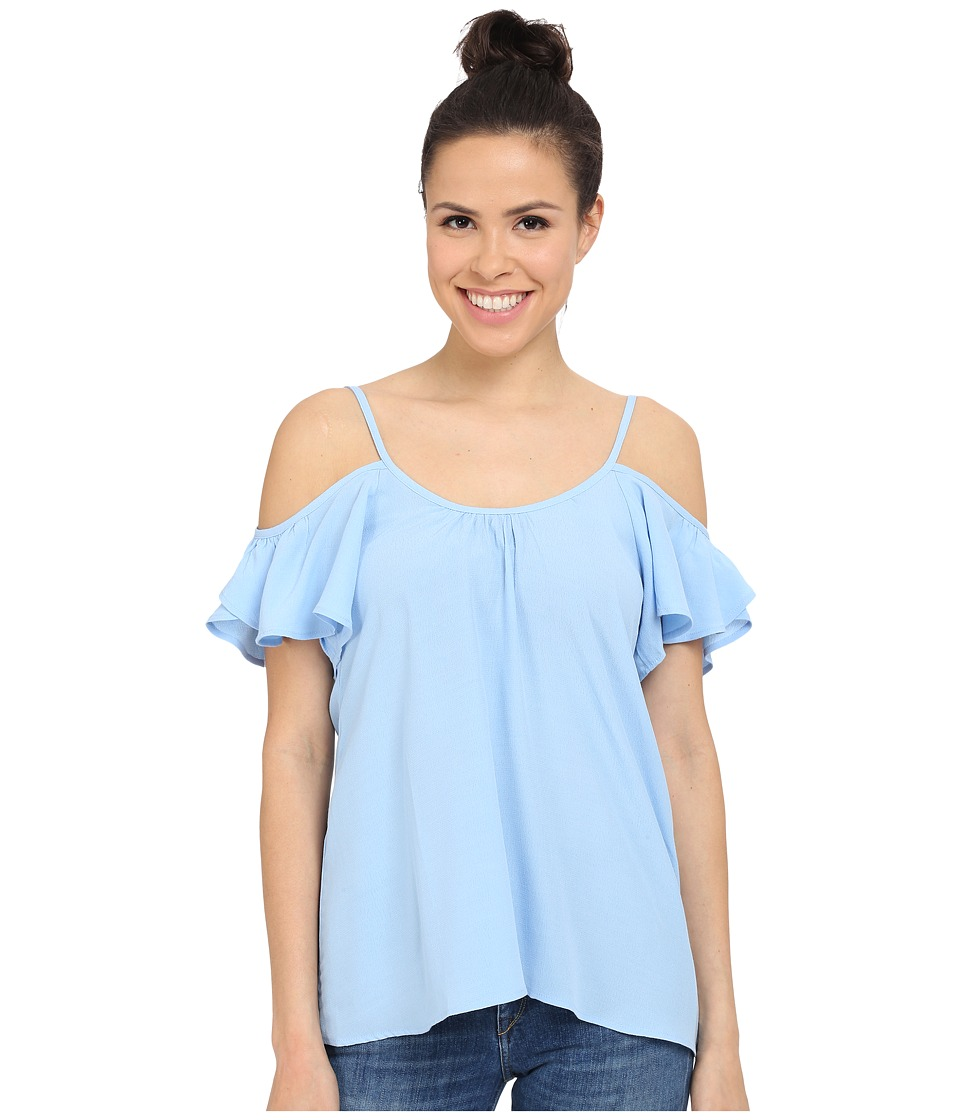 Lucy Love - Hollie Top (Mineral Blue) Women's Blouse