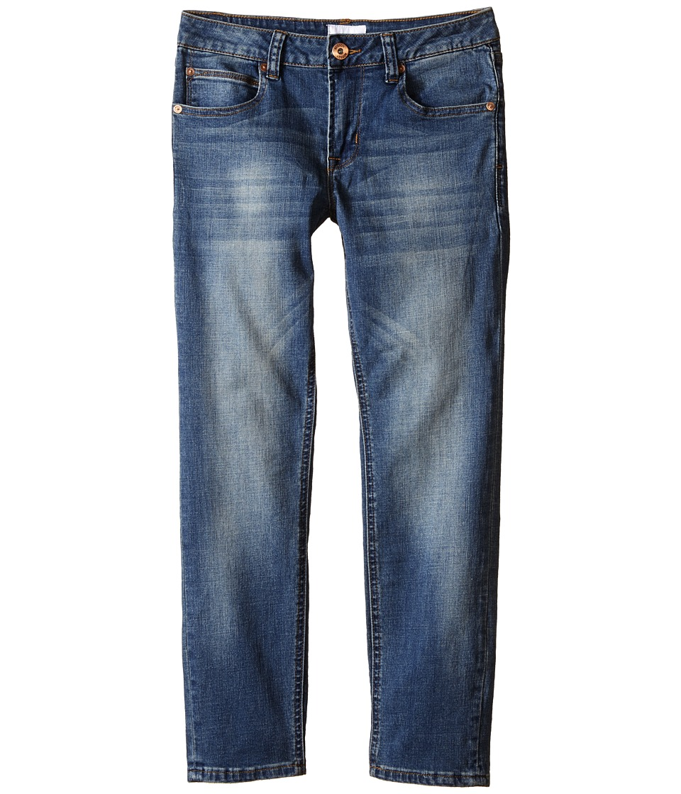 Hudson Kids - Jagger Straight Five-Pocket in Fossil Wash (Big Kids) (Fossil Wash) Boy's Jeans
