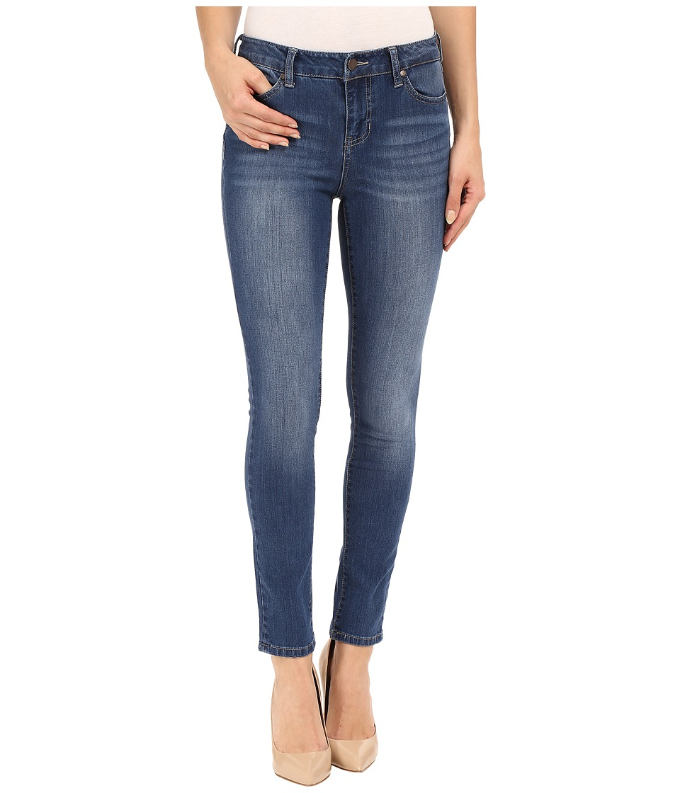 Liverpool - Piper Contour 4-Way Stretch Denim Ankle Jeans in Hydra Stone Blue (Hydra Stone Blue) Women's Jeans