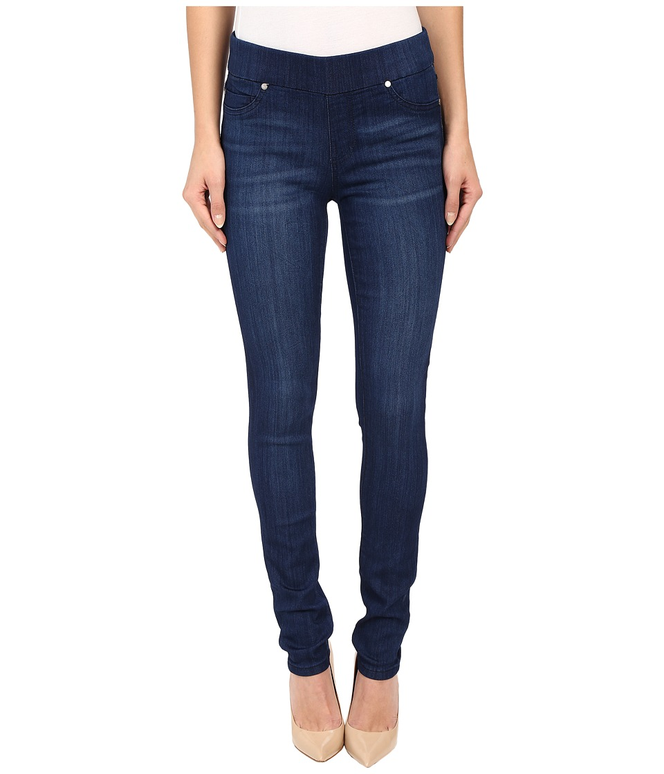 Liverpool - Sienna Pull-On Silky Soft Denim Skinny Jean Leggings in Havasu Deep Blue (Havasu Deep Blue) Women's Jeans