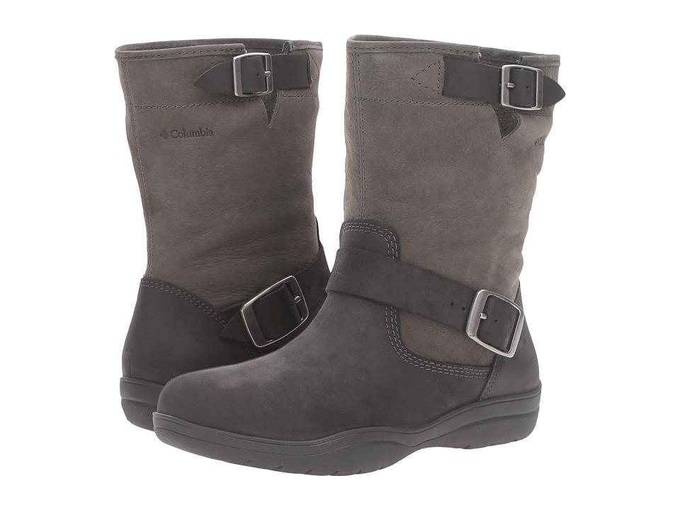 Womens Boots columbia black jet elsa ir8k54y7