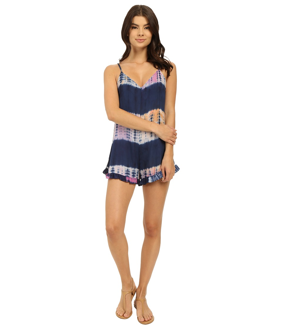 Lucy Love - Ibiza Romper (Island Addict) Women's Jumpsuit & Rompers One Piece