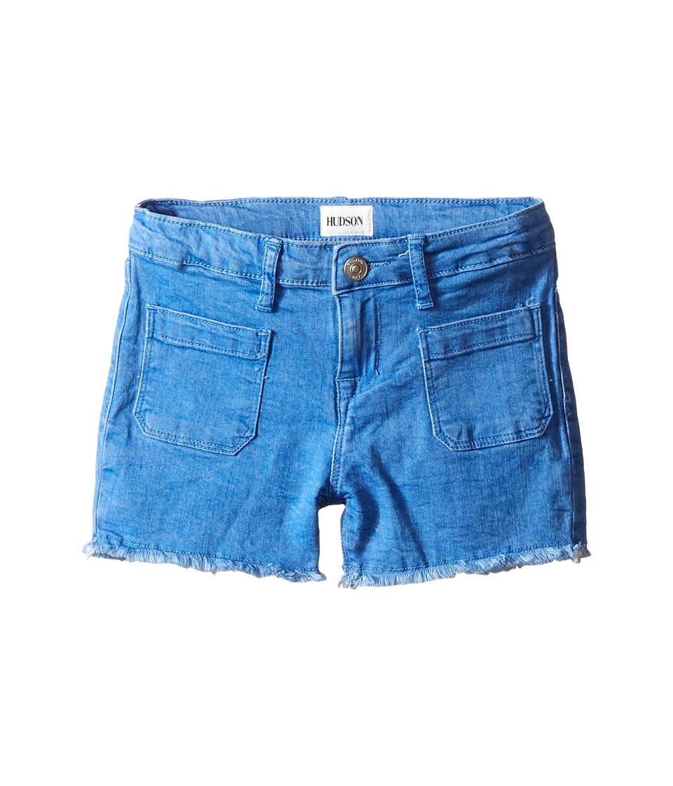Hudson Kids - Kelly Shorts in Brite Blue (Toddler/Little Kids) (Brite Blue) Girl's Shorts