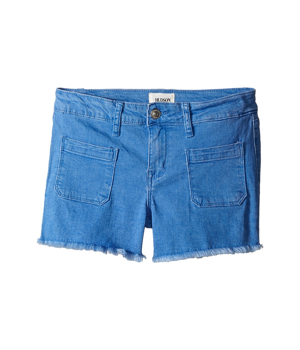 Hudson Kids - Kelly Shorts in Brite Blue (Big Kids) (Brite Blue) Girl's Shorts
