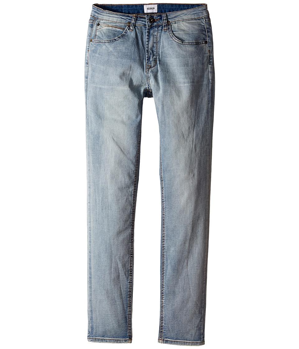 Hudson Kids - Jagger French Terry in Vintage Blue (Big Kids) (Vintage Blue) Boy's Jeans