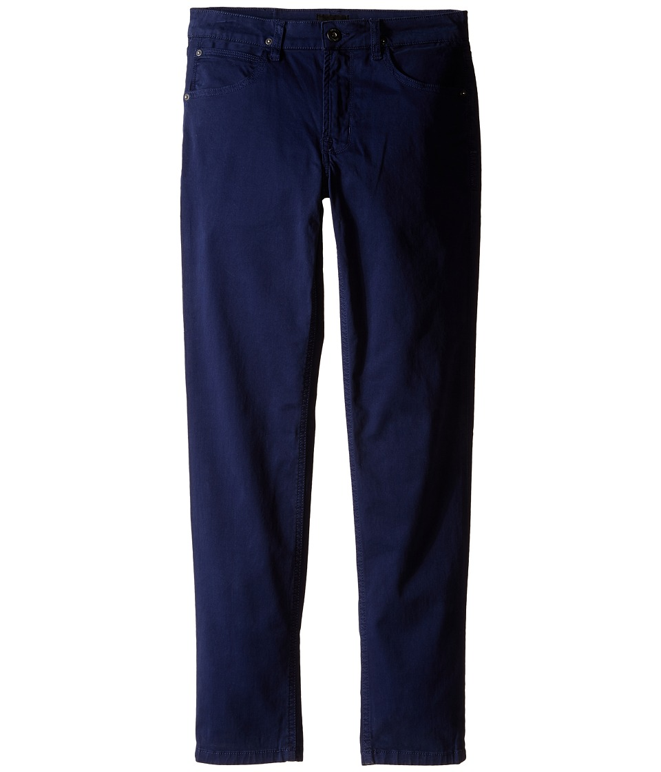 Hudson Kids - Jagger Twill Pants in Regal Blue (Big Kids) (Regal Blue) Boy's Jeans