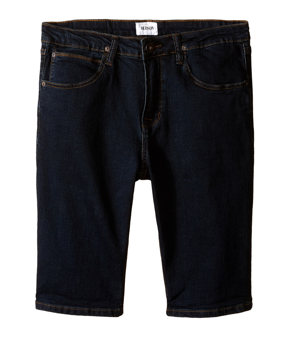 Hudson Kids - Denim Shorts in Rinse/Low Octaine (Big Kids) (Rinse/Low Octaine) Boy's Shorts