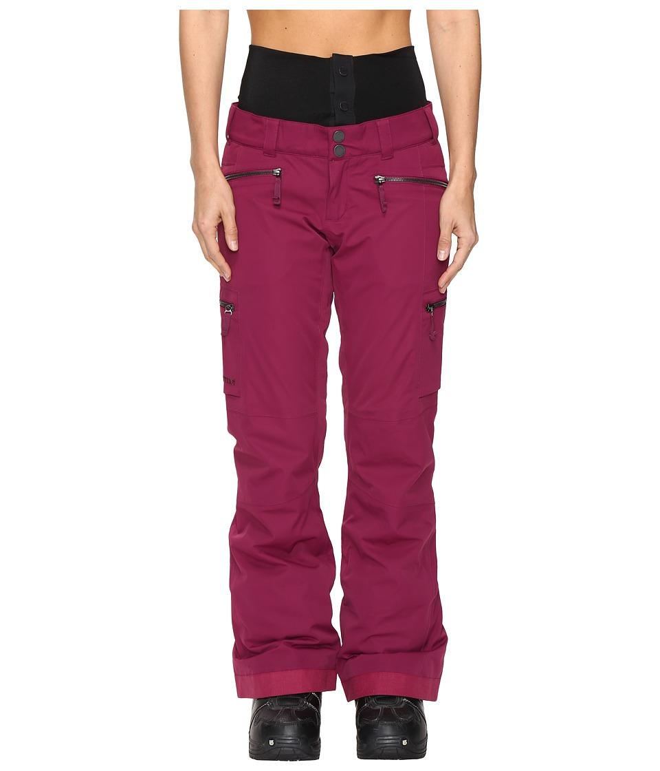 Marmot - Jezebel Pant (Magenta) Women's Casual Pants