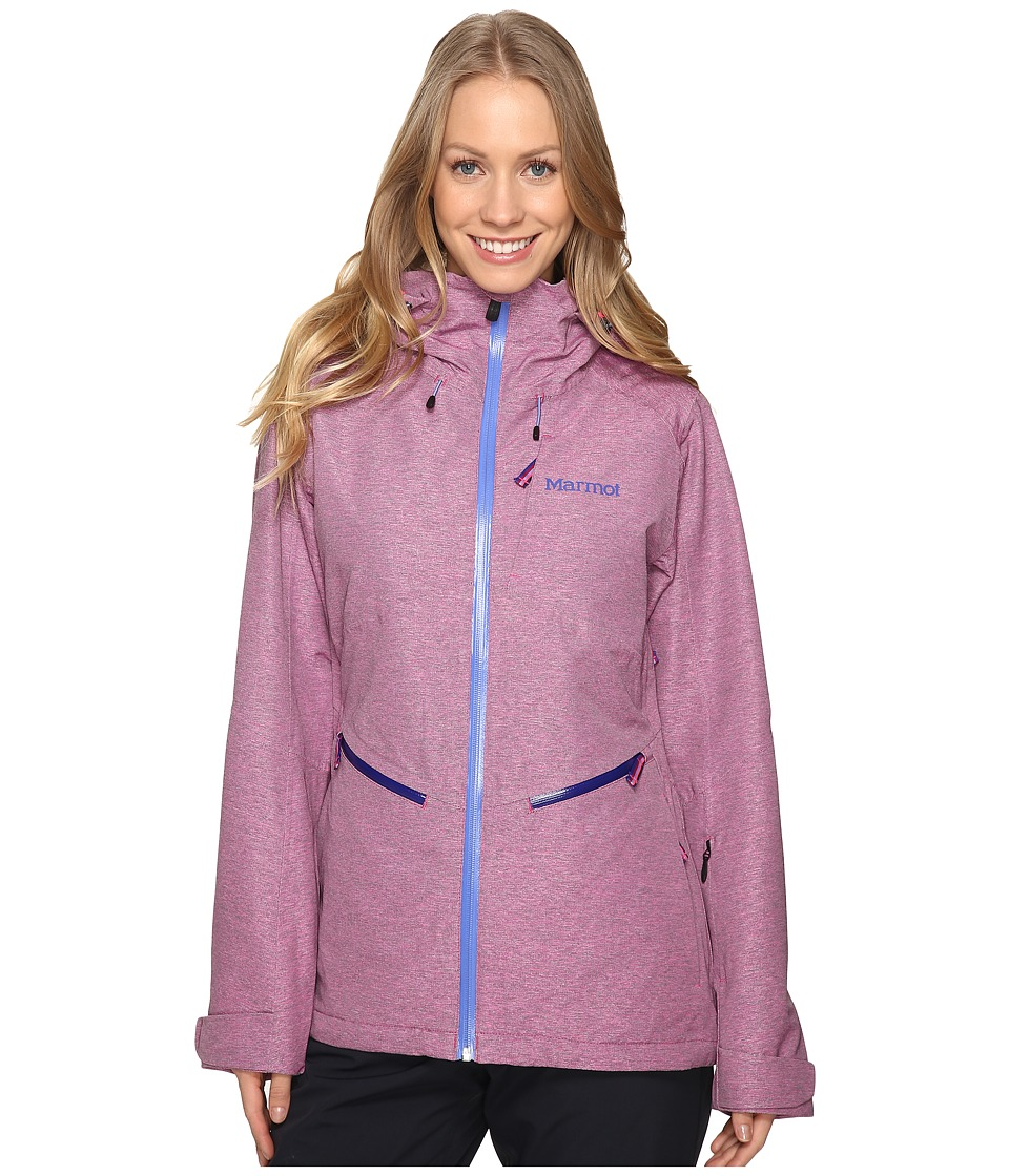Marmot - Tessan Jacket (Kinetic Pink) Women's Coat