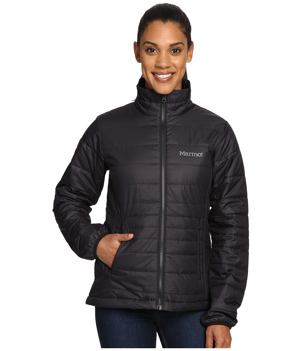 Marmot - East Peak Jacket (Black) Women's Coat