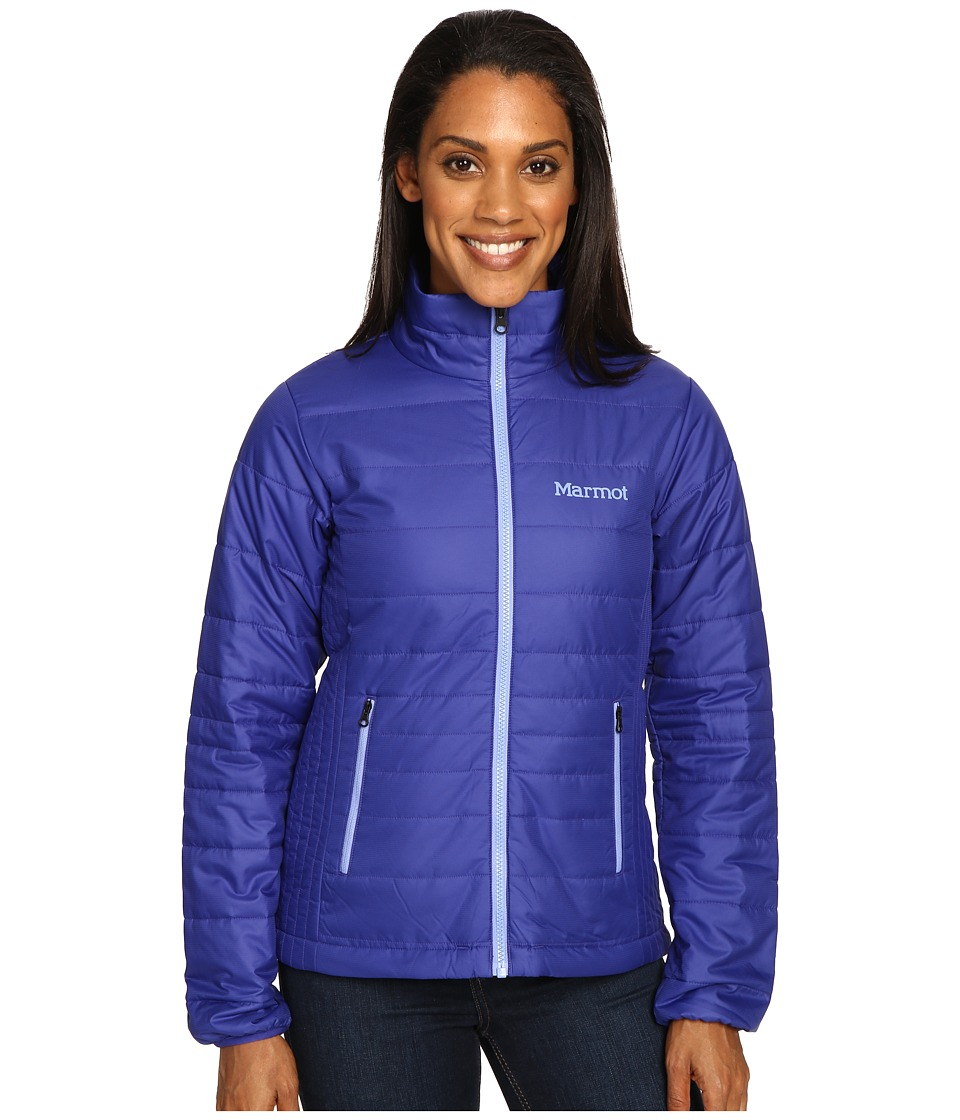 Marmot - East Peak Jacket (Royal Night) Women's Coat