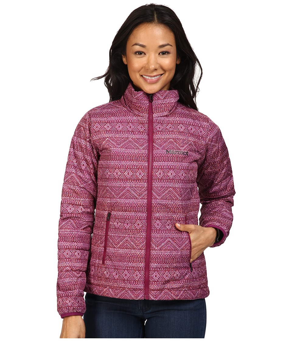 Marmot - East Peak Jacket (Magenta Chile) Women's Coat