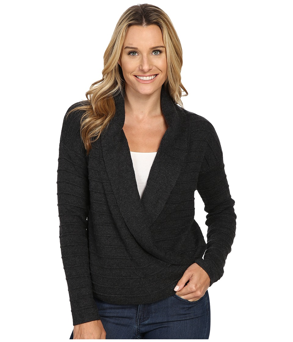 Royal Robbins Sabrina Sweater Jack (Charcoal) Women
