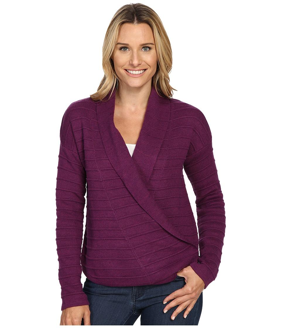 Royal Robbins - Sabrina Sweater Jack (Orchid) Women's Sweater