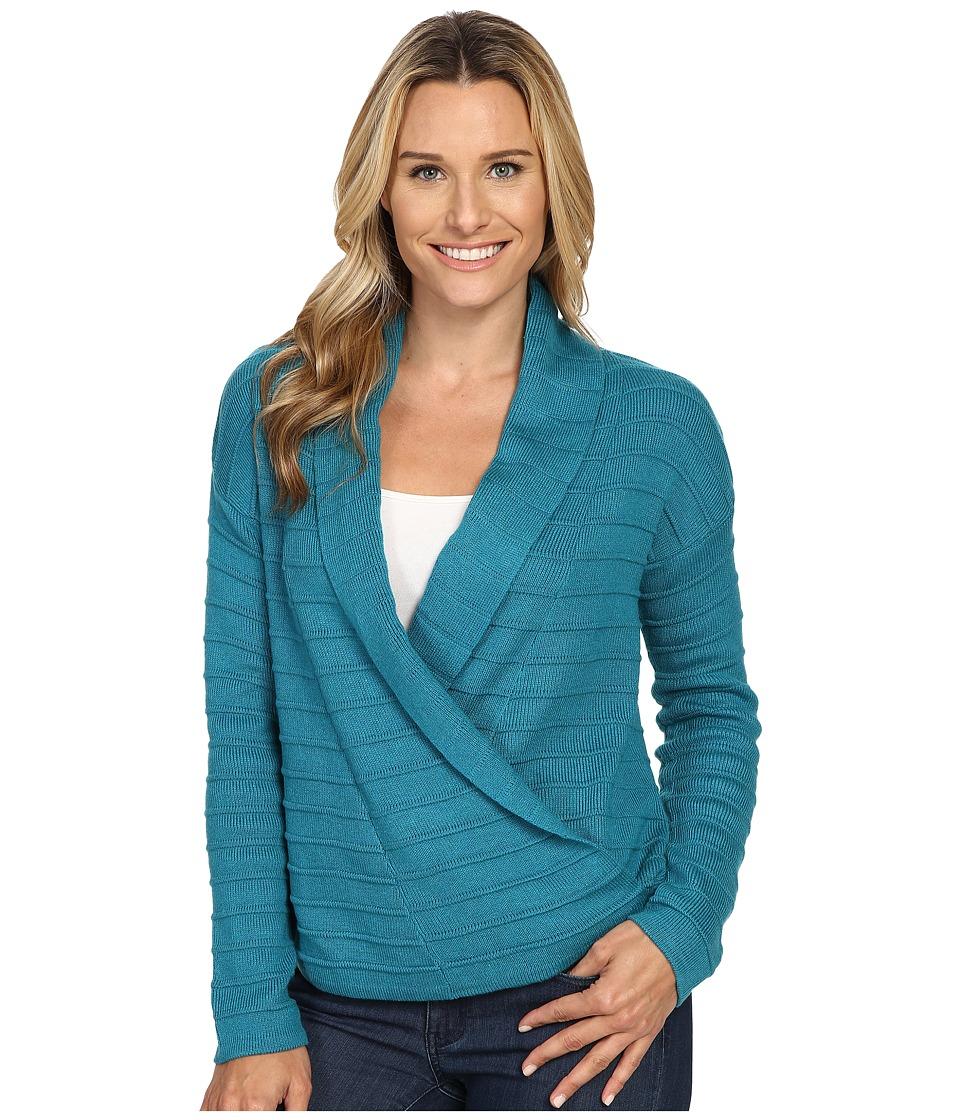 Royal Robbins - Sabrina Sweater Jack (Cosmic Blue) Women's Sweater