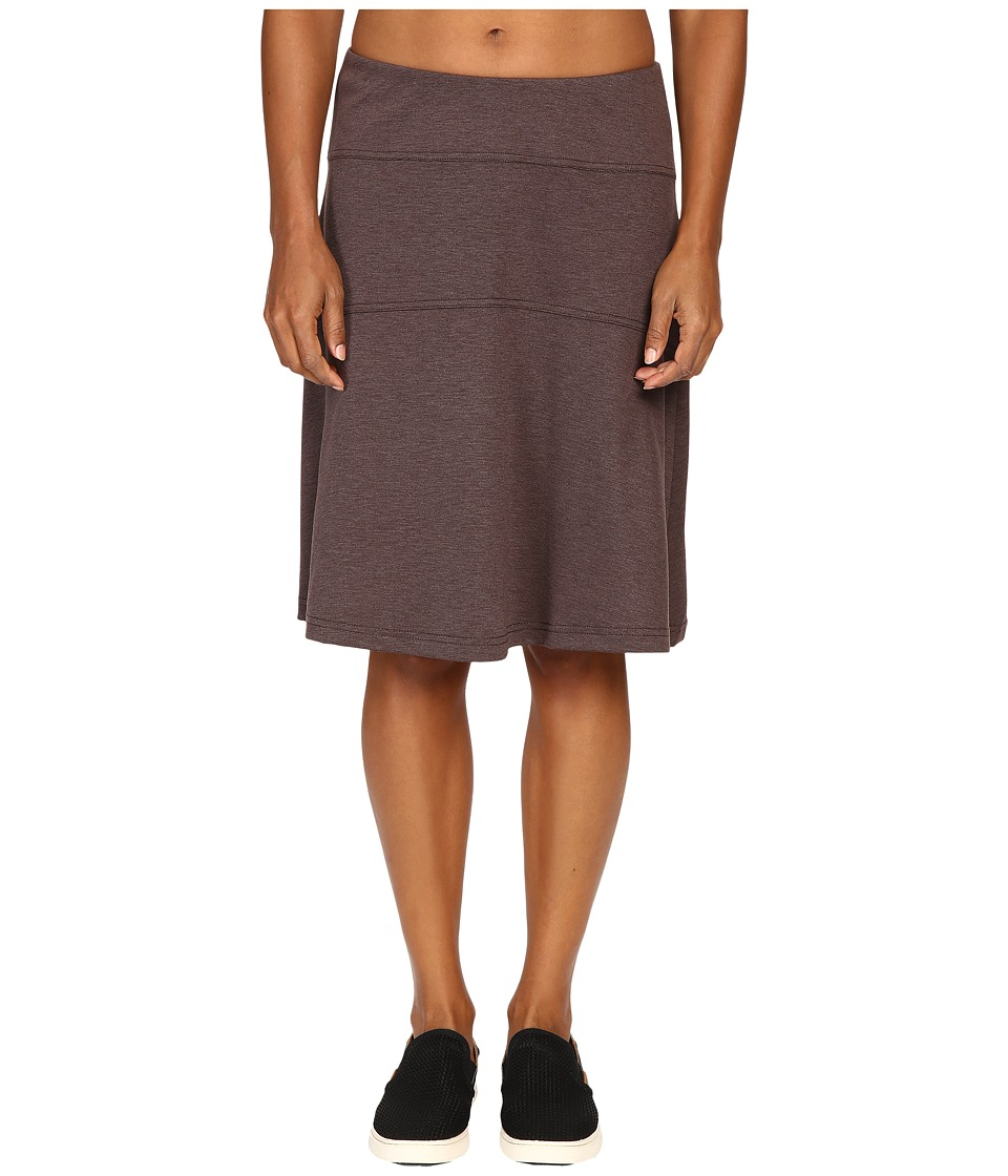Royal Robbins Metro Melange Skirt (Java) Women